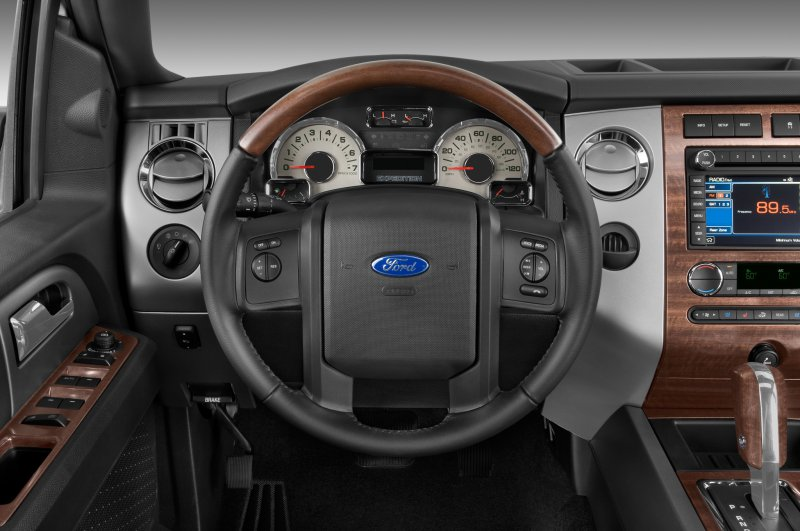 Тест-драйв Ford Expedition (2014) Тест Драйв